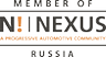 Member of «N! | Nexus — a progressive automotive community»