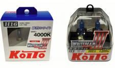 Изменения упаковки ламп Koito